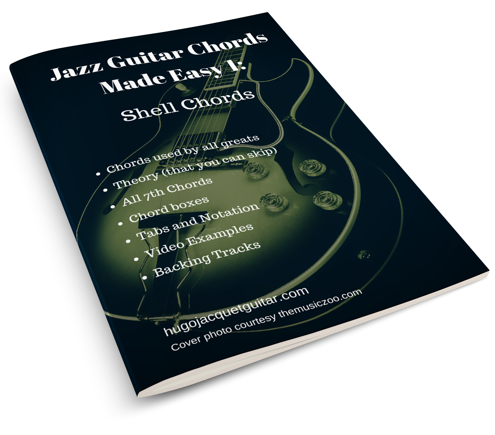 Jazz Chords Made Easy 1 Shell Chords