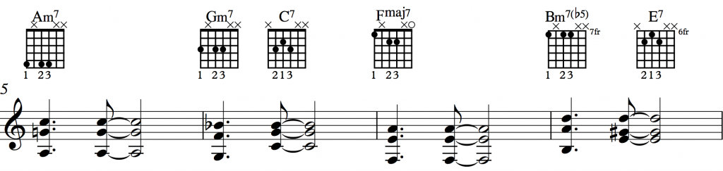 Play Sunny With Shell Chords With Video Hugojacquetguitar